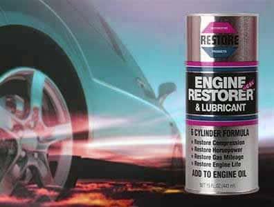 Restore Motor Onarıcı 400 ml