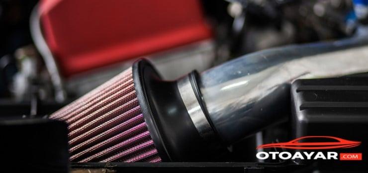 Motor hava filtresinde yağlanma neden olur?